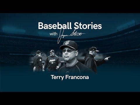Baseball Stories - Ep. 4 Terry Francona