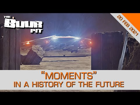 "Elite Dangerous: ""Moments"" in a History of the Future 