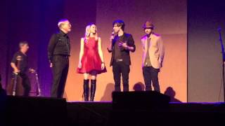 Ashley, Shannon and Cal Campbell talk about working with th