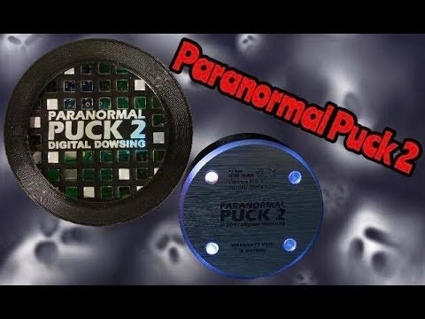 Paranormal Puck 2 - Unboxing / Review