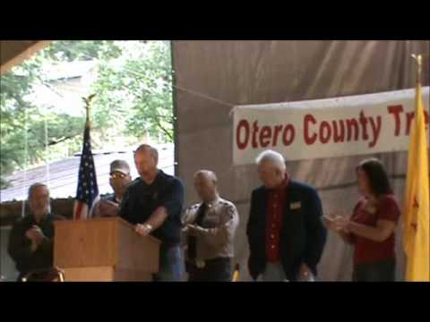Steve Pearce: Otero County Tree Party Sept 17, 2011