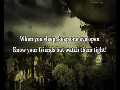 Abney Park - Scupper Shanty (+ Lyrics)