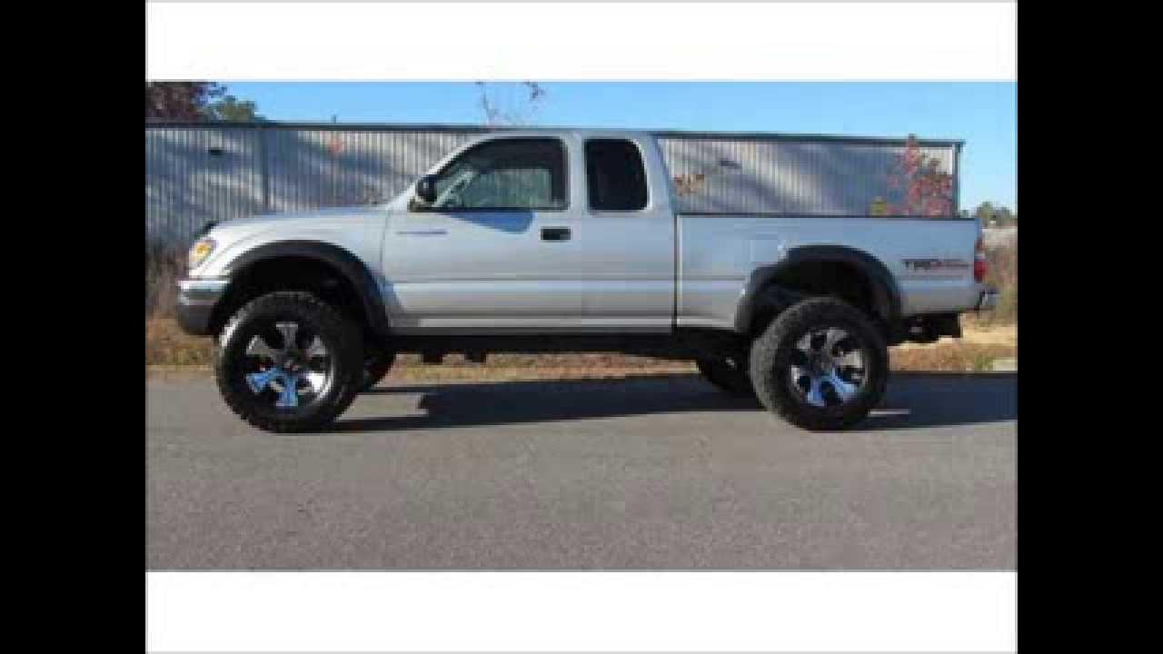 04 Tacoma Lifted >> 2004 Toyota Tacoma V6 Lifted Truck For Sale Youtube