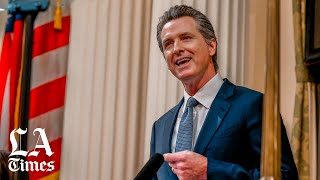 California's homelessness crisis 'a disgrace,' Gov. Gavin Newsom says in State of the State speech