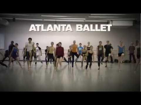 Atlanta Ballet's 'big' Rehearsal