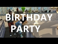 Ep4 MOMMY's BIRTHDAY | The Sims 4 | City Living | Toddlers