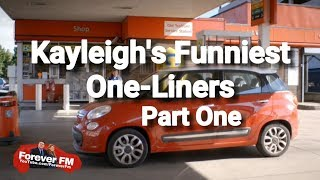 Peter Kay's Car Share | Kayleigh's Funniest One-Liners - Part One