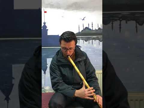 İbrahim Suat Erbay-Ney Taksimi