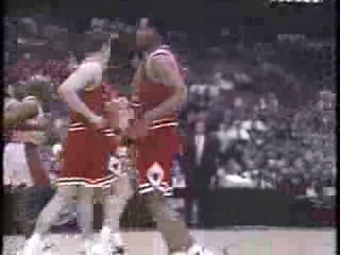 Chicago Bulls vs Houston Rockets | 01/19/97 | Full Game | NBA 1996-97 Season