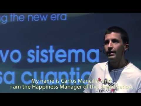 Chile Final of the Creative Business Cup - Social Growing -