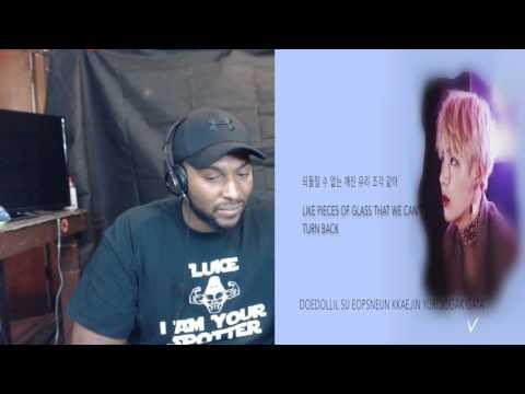 BTS V - 'Stigma' [Han¦Rom¦Eng lyrics] [FULL Version] Reaction