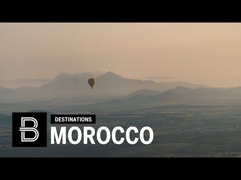Slow Down in Morocco