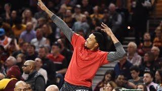 Hawks Historic 4th Quarter Comeback Vs. Cavs | Atlanta Hawks Highlights | 4.9.17