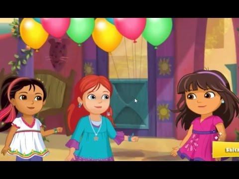 Dora la exploradora en español, #Dora, Diego y sus amigos nuevo video HD 2016