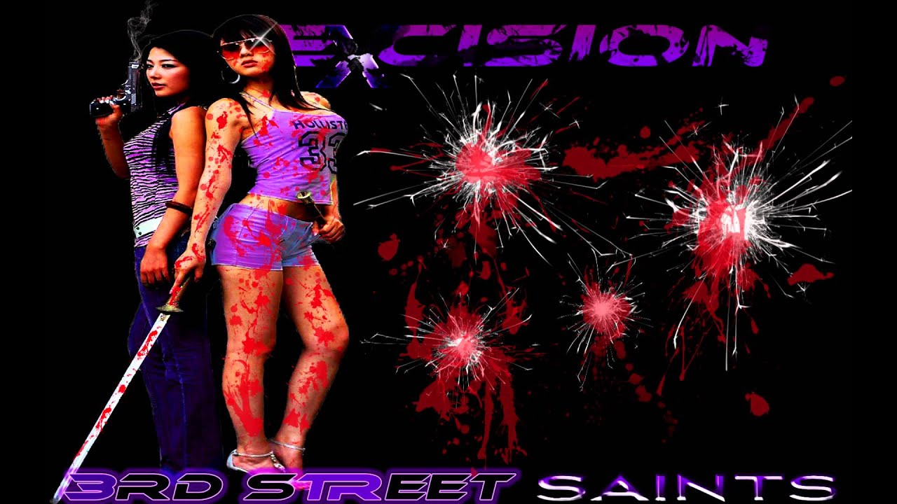 Saints Row IV - Naked escape - YouTube