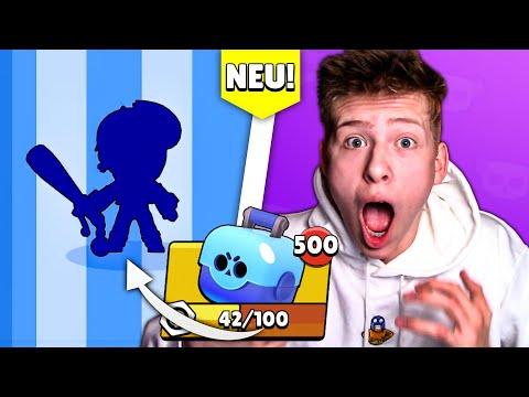 500x BRAWL BOX - BIBI GEZOGEN *OMG* • Brawl Stars Deutsch