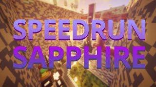 PJ - Sapphire Speedrun - 1:49.300