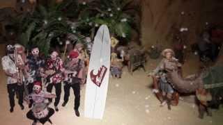 """Los Tsunamis - """"Campanas de Belén"""" ( Instro Villancico )"""