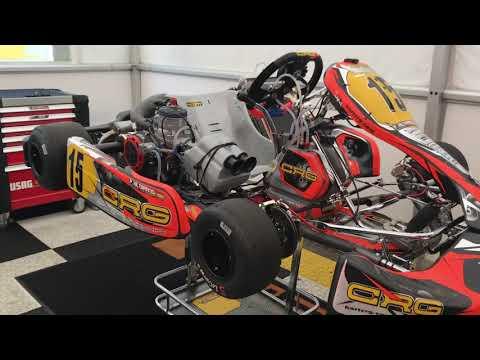 CRG Racing Team, FIA European KZ2 KZ Champs, Lonato 2018