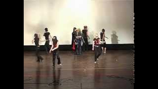 (01) Анистейдж 2009 танец по Code Geass