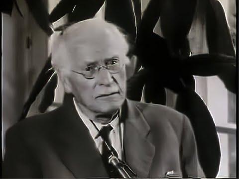 """Carl Jung: """"The world hangs on a thin thread...."""""""