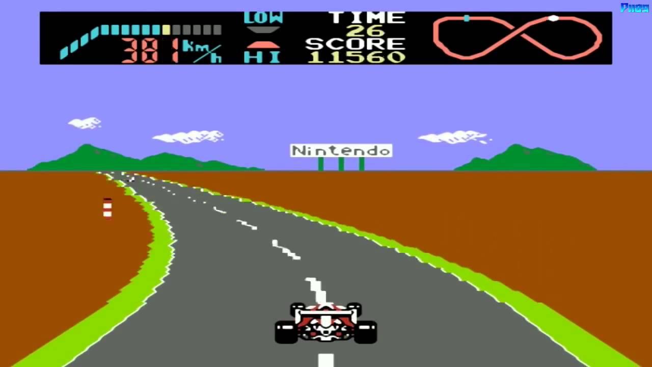 f1 race nes