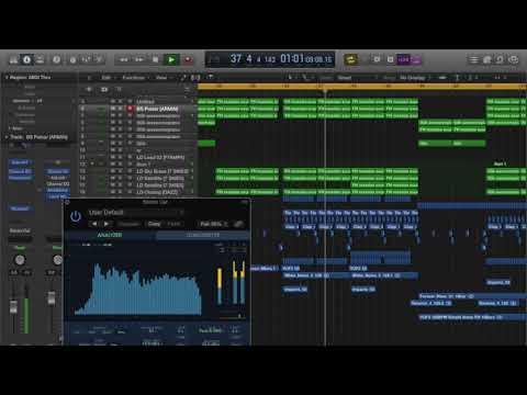 Logic Pro X - EDM (Avicii Style Track)