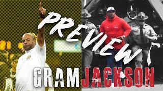 Preview Grambling versus Jackson State