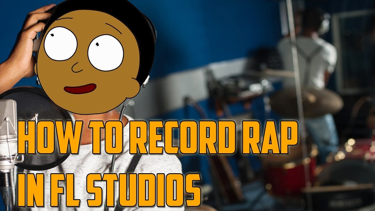Download How to record a rap song on fl studios