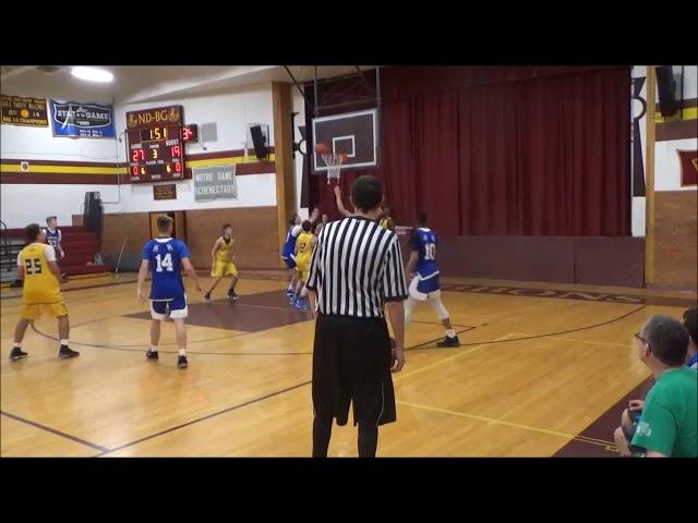 Game Highlights Boys' AAU: Cap City Scrappers vs Cap City Lightning (Gold)
