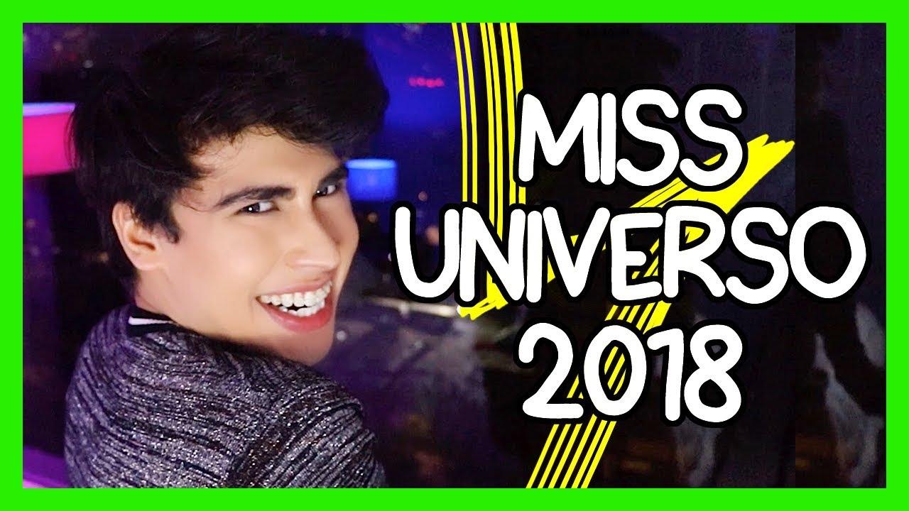 Miss Universo 2018 Con La Divaza Youtube