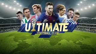 Ultimate football club android gameplay