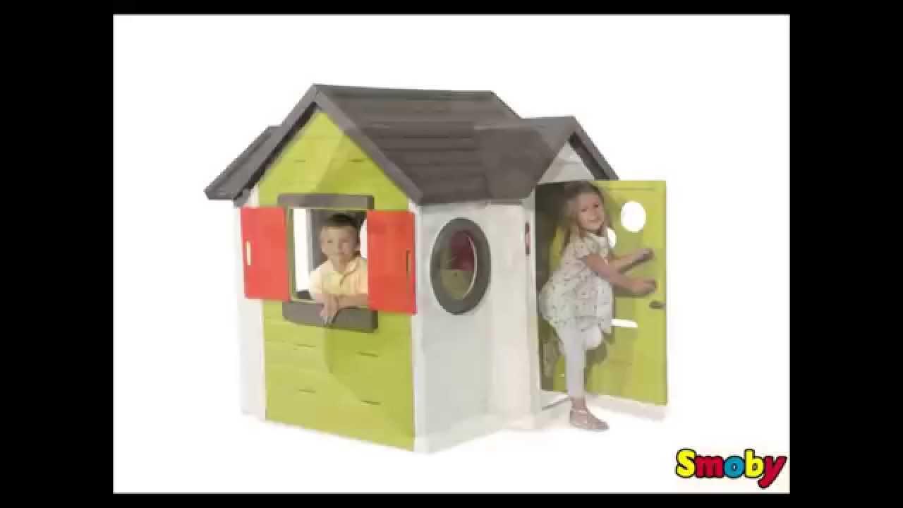 smoby mein haus ab 219 00 preisvergleich bei. Black Bedroom Furniture Sets. Home Design Ideas