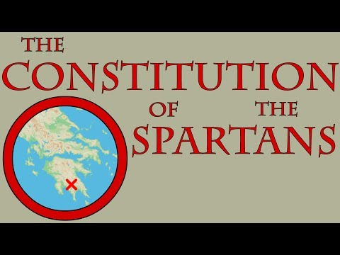 The Constitution of the Spartans
