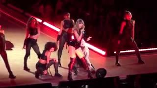 Taylor Swift - I did something bad (May 12) Reputation Tour Santa Clara