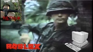 When babushka removes the GPU when you're playing Battlefield Vietnam (Roblox)