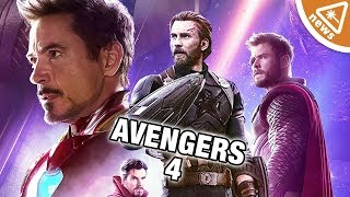 What the First Look at Avengers 4 Means for the MCU! (Nerdist News w/ Jessica Chobot)
