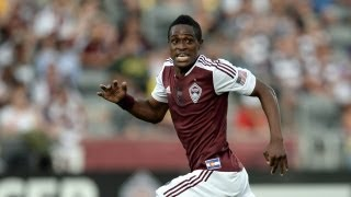 GOAL: Deshorn Brown heads in his 7th of the season | Colorado Rapids vs Vancouver Whitecaps