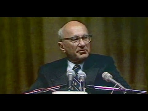 Milton Friedman Speaks: Equality and Freedom in the Free Enterprise System (B1238) - Full Video