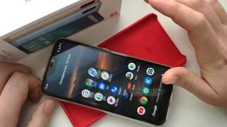 Xiaomi Mi A2 Lite Обзор Игровой и Фото ТЕСТ