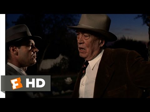Chinatown (7/9) Movie CLIP - Capable of Anything (1974) HD