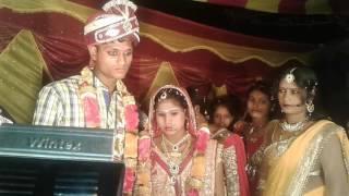 रूपलाल सहनी शादी जयमाला