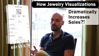 How Fine Jewelry Visualizations can Dramatically Increase sales?