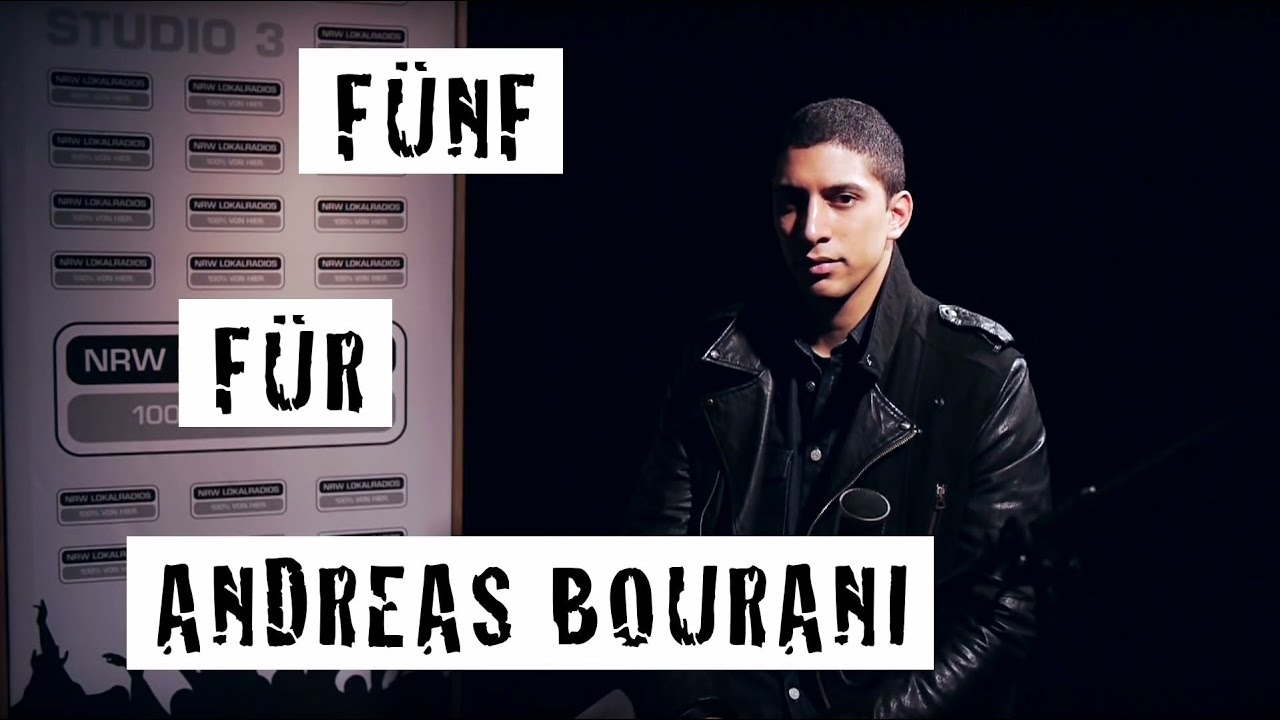 Andreas Bourani Interview