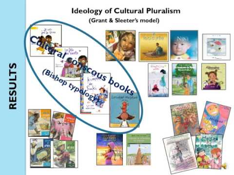 A critical exam of the ideologies in multicultural children's literature