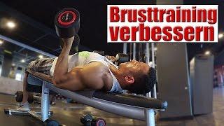 Brustmuskeltraining wirklich verbessern!