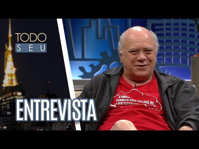 Entrevista com o ator Tonico Pereira - Todo Seu (23/07/18)