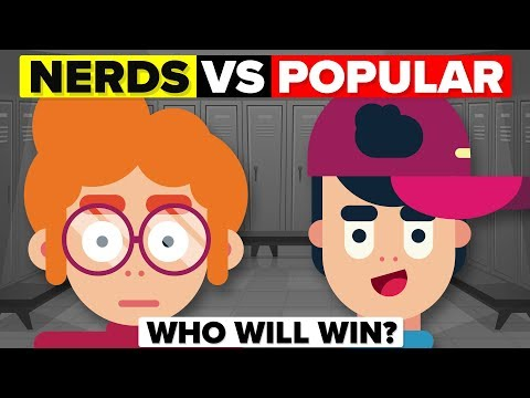 Nerds vs Popular Kids: Who Wins in Adulthood?