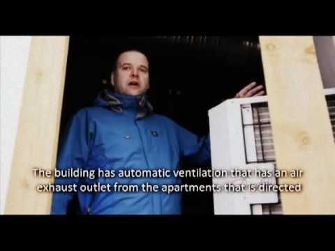 Danfoss Commercial Heat Pump at Setermoen terrace (Norway)