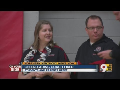Dixie Heights High School Fires Cheerleading Choaches Despite National Success